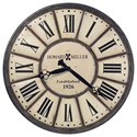 Howard Miller Wall Clocks Company Time Wall Clock - Item Number: 625-601
