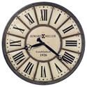 Howard Miller Wall Clocks Company Time Wall Clock - Item Number: 625-601