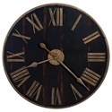Howard Miller Wall Clocks Murray Grove Wall Clock - Item Number: 625-609
