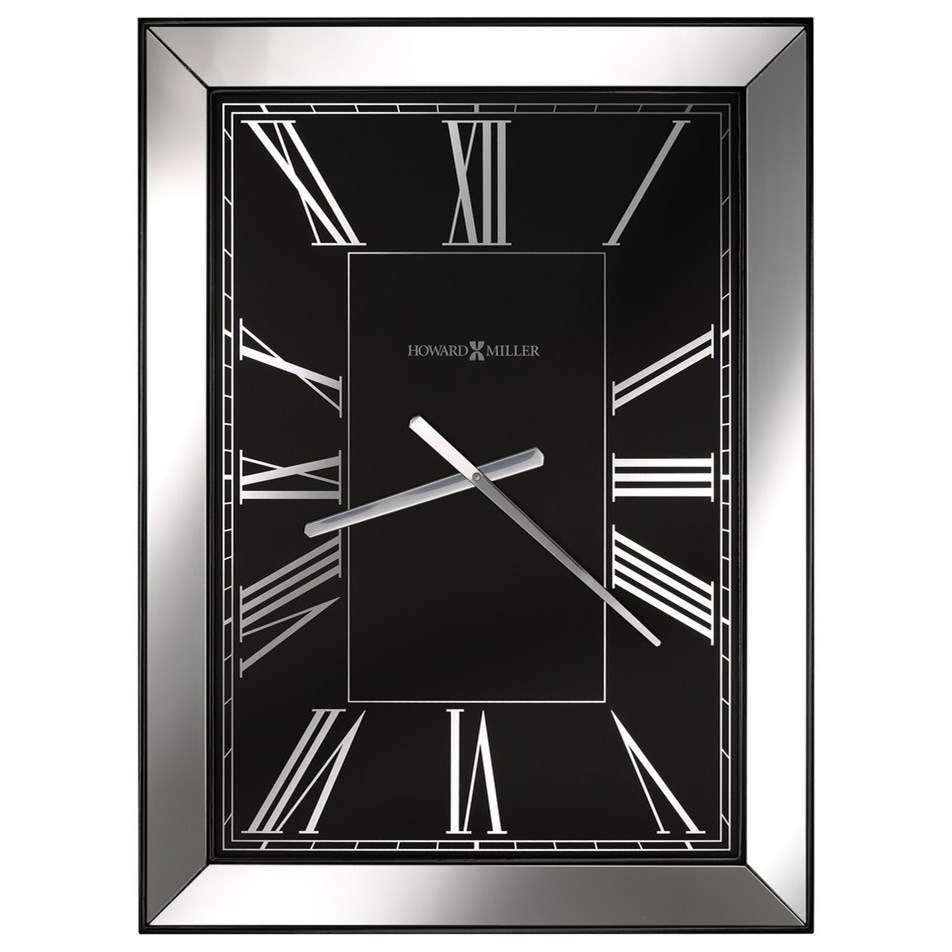 Howard Miller Wall Clocks Ceara Wall Clock - Item Number: 625-612