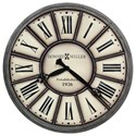 Howard Miller Wall Clocks Company Time II Wall Clock - Item Number: 625-613