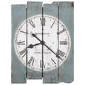 Howard Miller Wall Clocks Mack Road Wall Clock - Item Number: 625-621