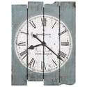 Howard Miller Wall Clocks Mack Road Wall Clock - Item Number: 625-621