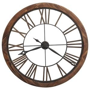 Thatcher Wall Clock