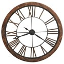 Howard Miller Wall Clocks Thatcher Wall Clock - Item Number: 625-623