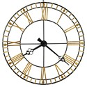Howard Miller Wall Clocks Avante Wall Clock - Item Number: 625-631