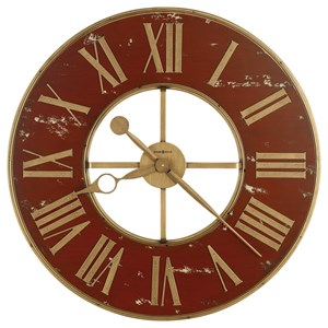 Howard Miller Wall Clocks Boris Wall Clock