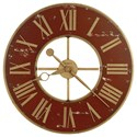 Howard Miller Wall Clocks Boris Wall Clock - Item Number: 625-649