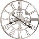 Howard Miller Wall Clocks Mecha Wall Clock - Item Number: 625678