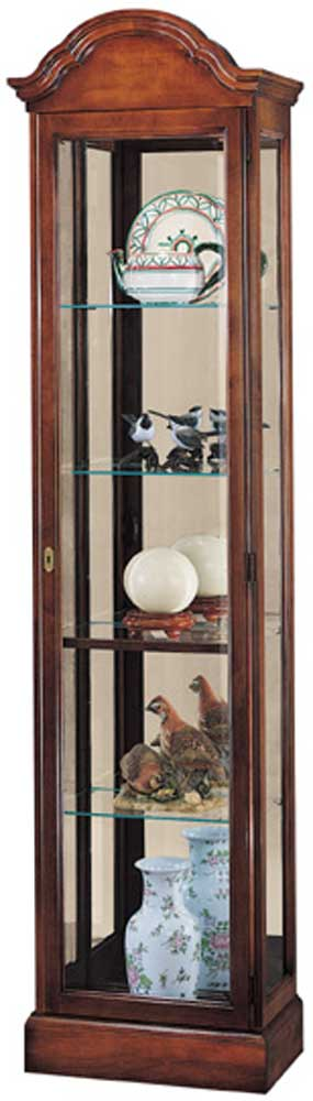 Howard Miller Cabinets Gilmore Collectors Cabinet - Item Number: 680145-mc