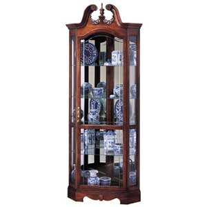 Howard Miller Cabinets Berkshire Collectors Cabinet