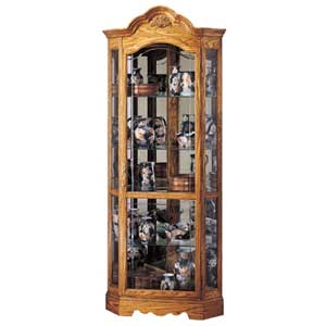 Howard Miller Cabinets Wilshire Collectors Cabinet