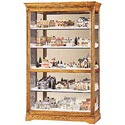 Howard Miller Cabinets Parkview Collectors Cabinet - Item Number: 680237-mo