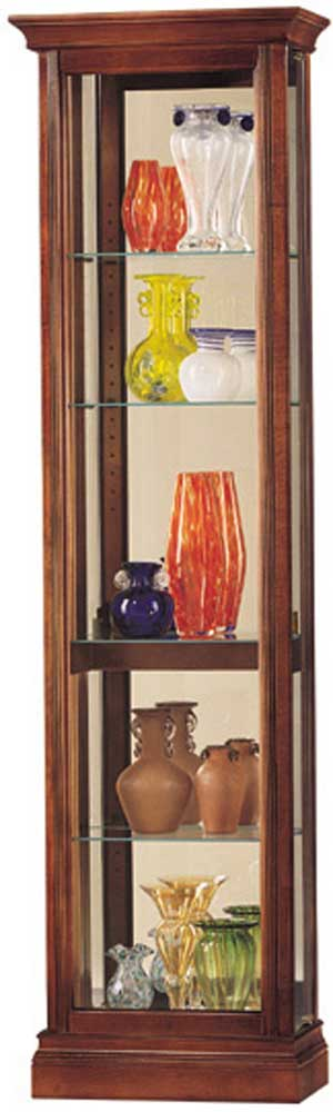 Howard Miller Cabinets Gregory Collectors Cabinet - Item Number: 680245-mc