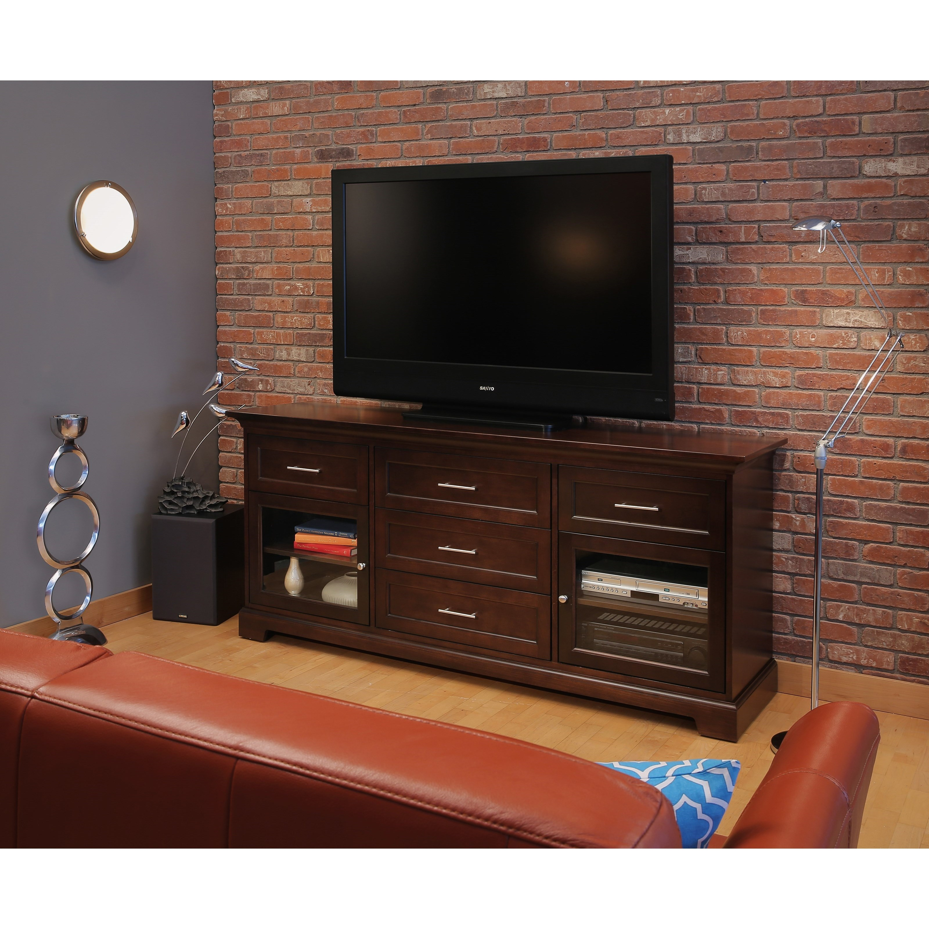 Howard Miller Custom Tv Consoles Custom 72 Tv Stand Darvin Furniture Tv Stands