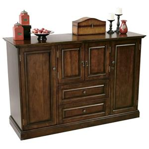 Howard Miller Devino Wine and Bar Cabinet