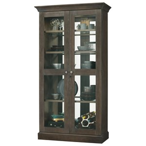 Howard Miller Cabinets Densmoore Display Cabinet