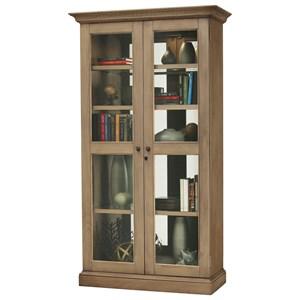 Howard Miller Cabinets Lennon IV Curio Cabinet