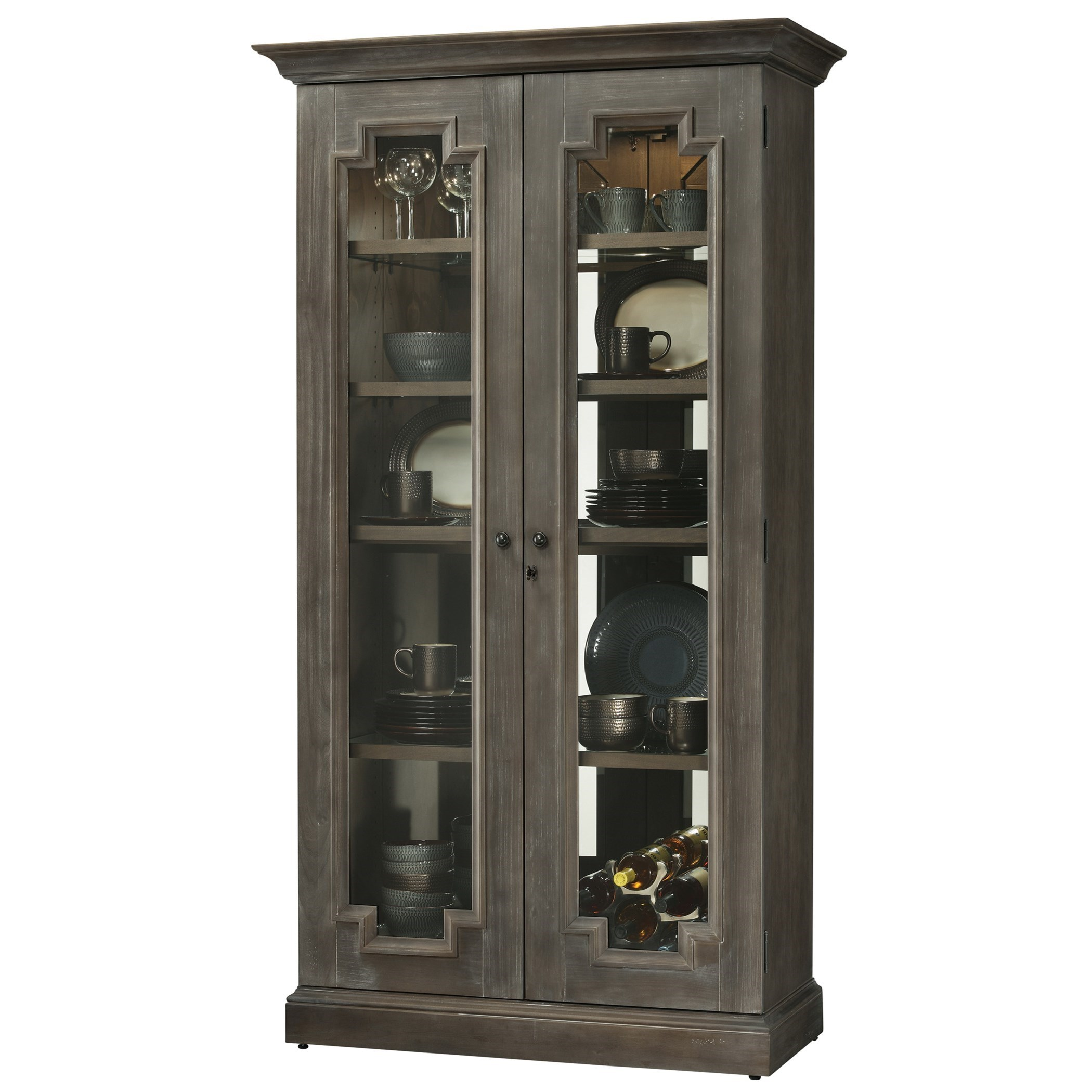 Howard Miller Cabinets Chasman Door Cabinet - Item Number: 670-010