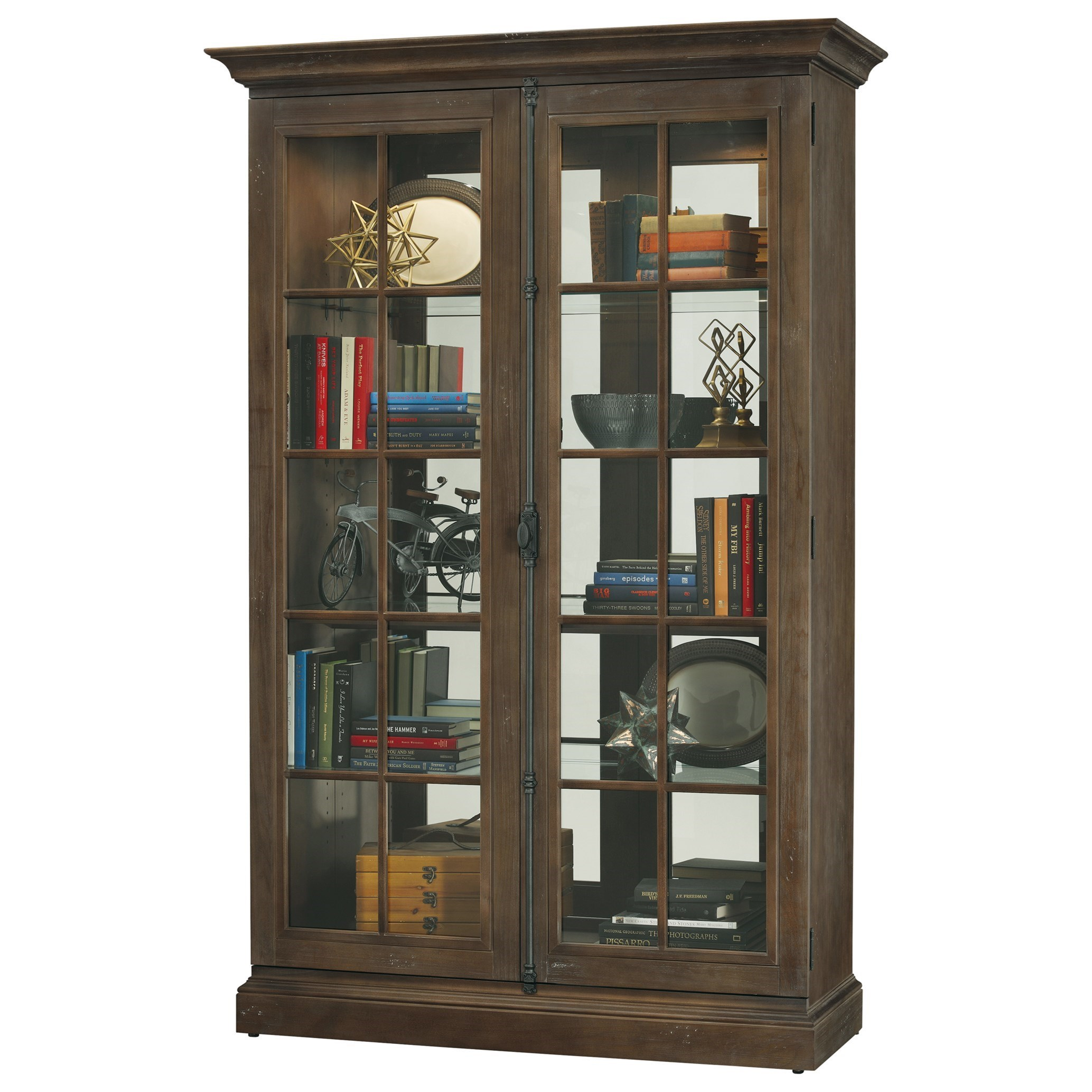 Howard Miller Cabinets Clawson Door abinet - Item Number: 670-020