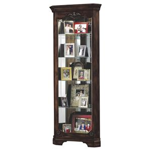 Howard Miller Cabinets Constance Curio Cabinet