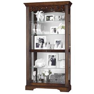 Howard Miller Cabinets Hartland Curio Cabinet