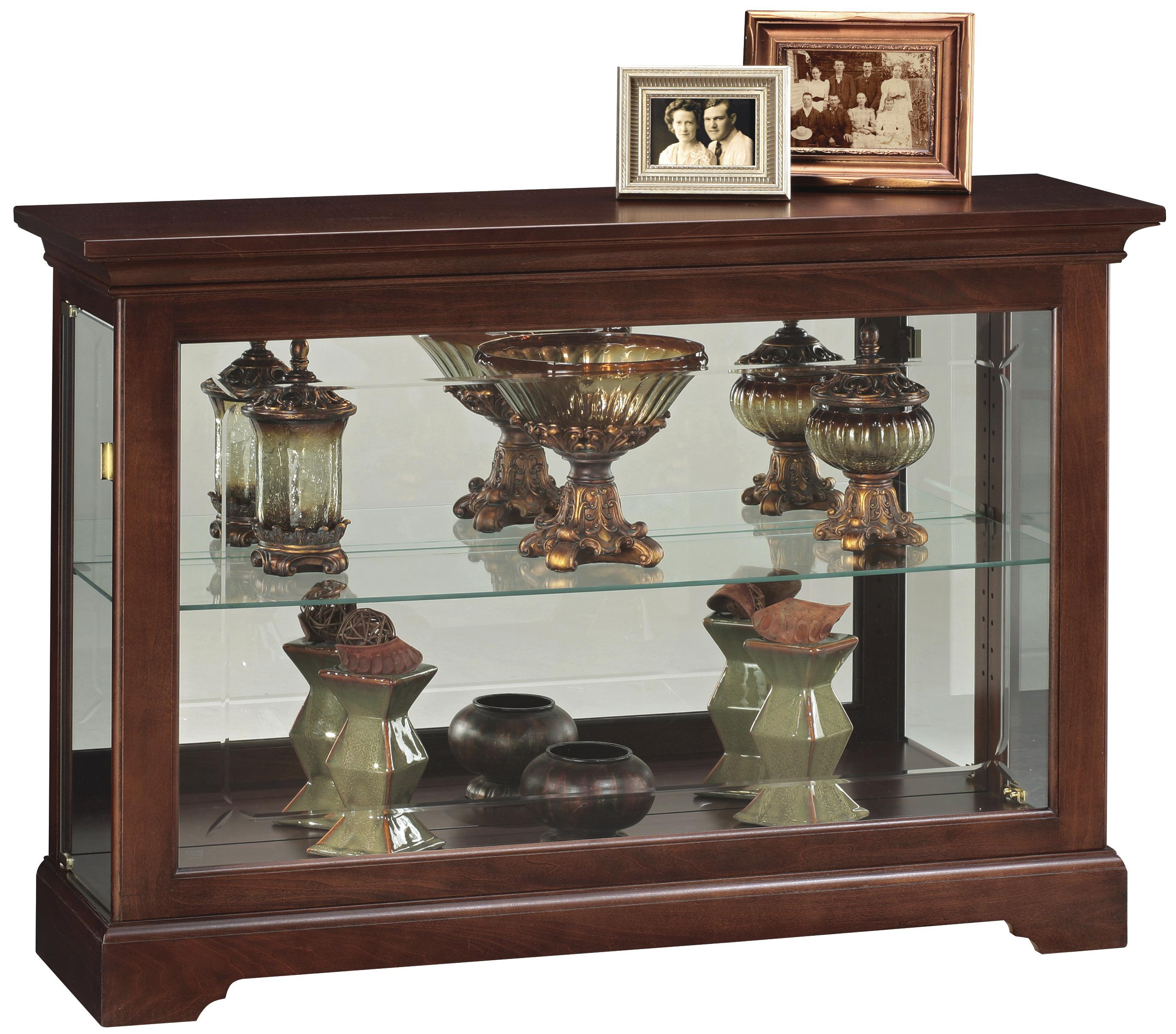 Howard Miller Cabinets Curio Cabinet Item Number 680 533