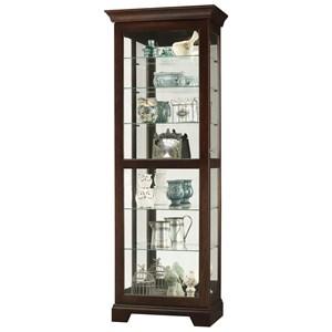 Howard Miller Cabinets Martindale II Curio Cabinet
