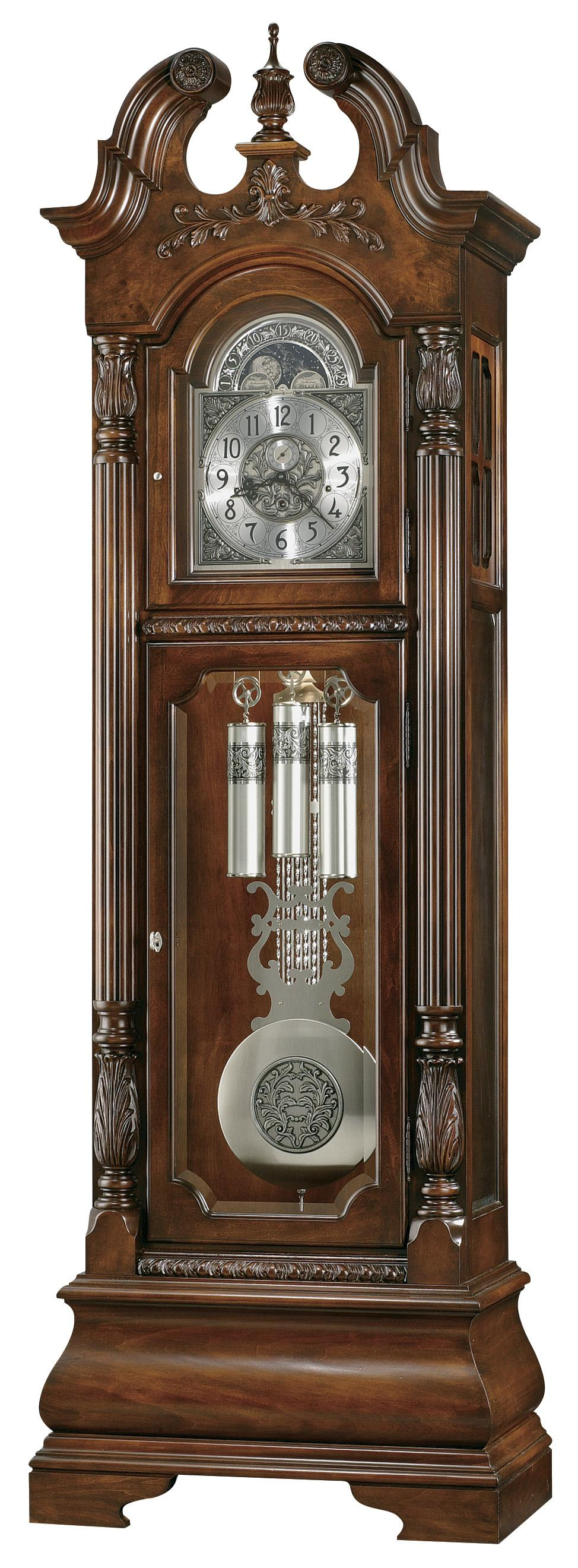 Howard Miller Clocks Stratford Grandfather Clock - Item Number: 611-132