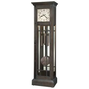 Howard Miller H10 Clocks Amos Floor Clock