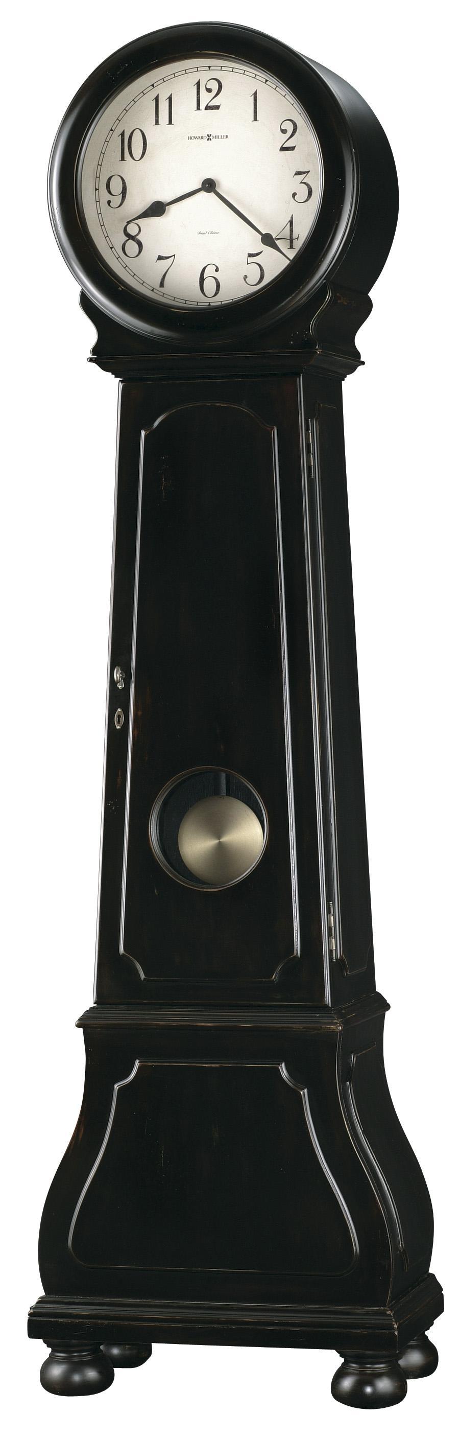 Howard Miller Clocks Nashua Grandfather Clock - Item Number: 615-005