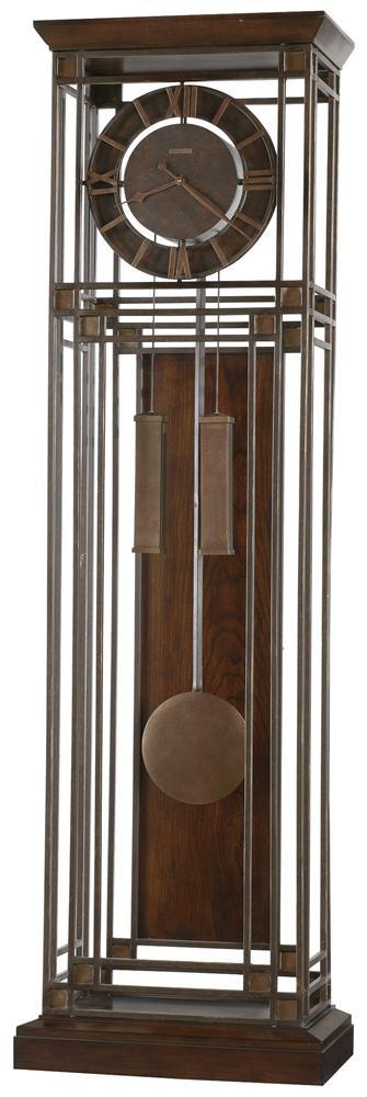Howard Miller Clocks Tamarack Grandfather Clock - Item Number: 615-050