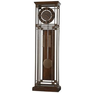Tamarack Grandfather Clock