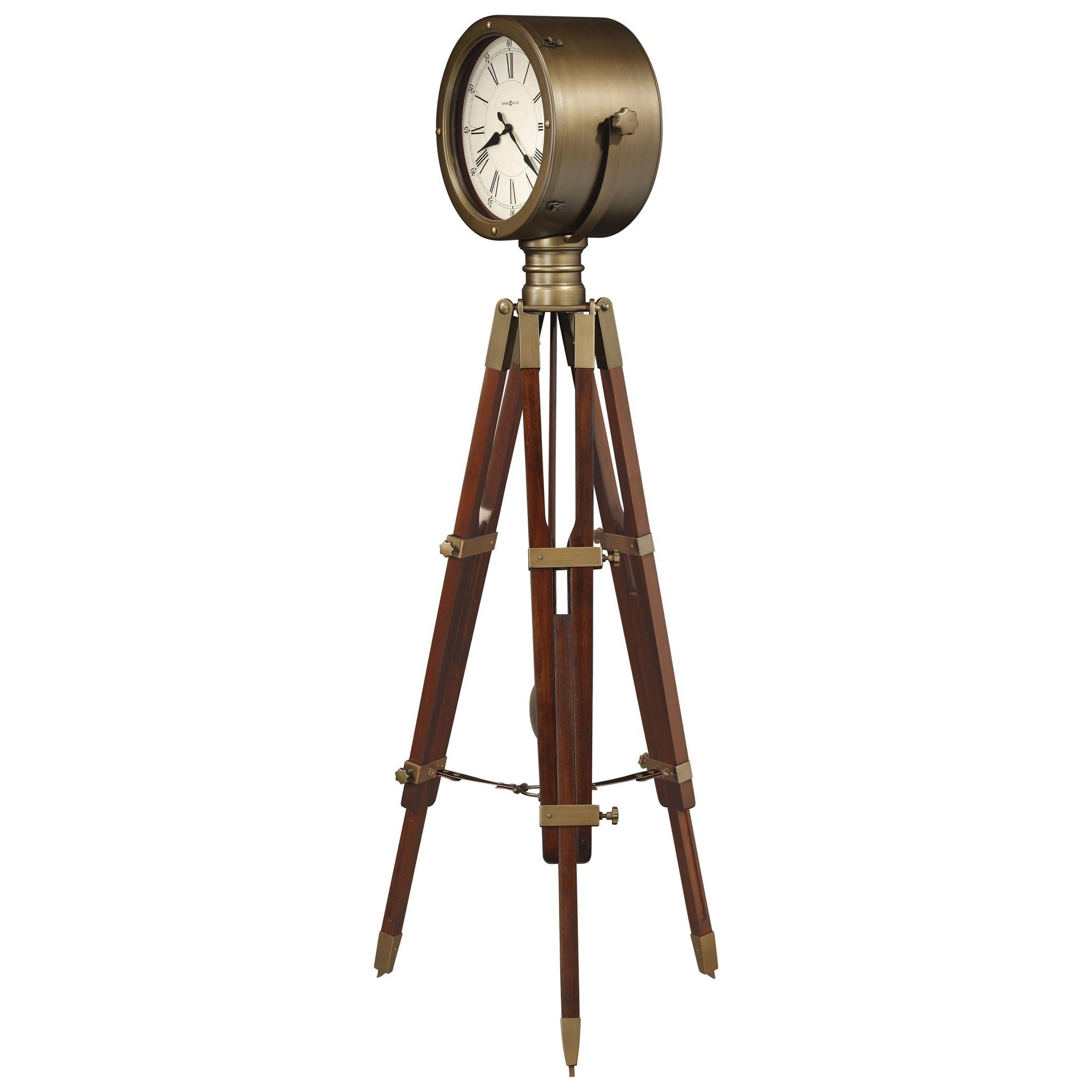 Howard Miller Clocks 615 080 Time Surveyor Tripod Floor