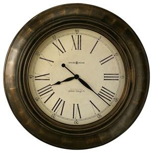 Brohman Wall Clock