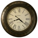 Howard Miller Clocks Brohman Wall Clock - Item Number: 625-618