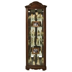 Howard Miller Curios Murphy Display Cabinet
