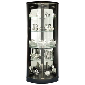 Howard Miller Curios Jaime Display Cabinet