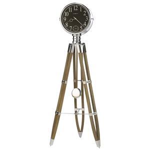 Howard Miller Iron Works Chaplin II Tripod Floor Clock