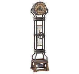 Howard Miller Iron Works Floor Clock