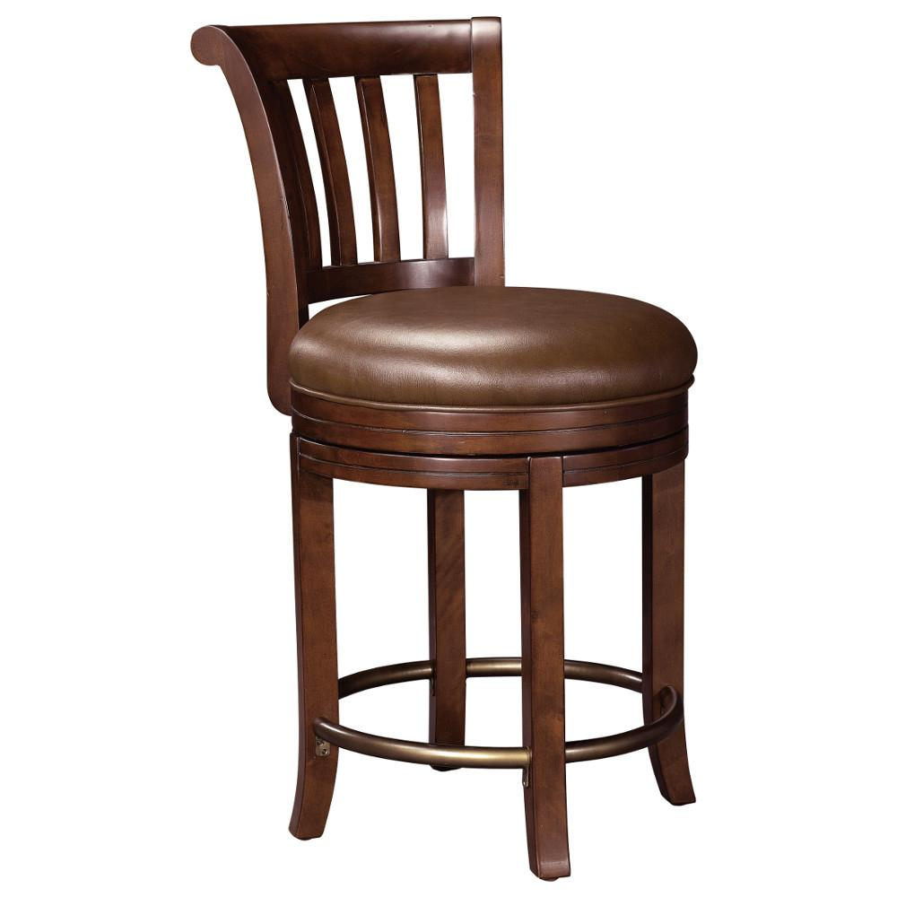 Howard Miller Ithaca Pub Stool - Item Number: 697-010