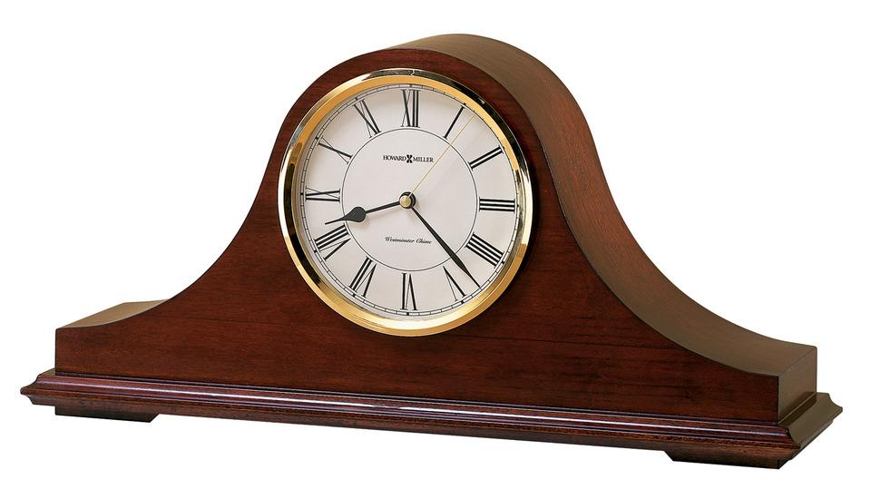 Howard Miller Mantel Clocks Christopher Mantel Clock - Item Number: 635-101