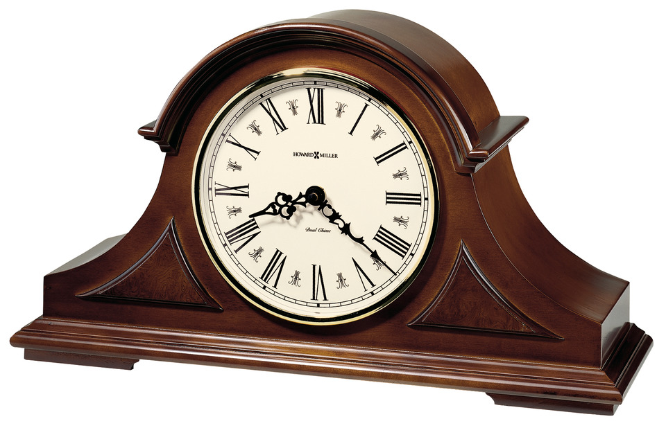 Howard Miller Mantel Clocks Burton Mantel Clock - Item Number: 635-107