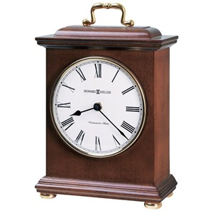 Howard Miller Table & Mantel Clocks Tara Mantle Clock