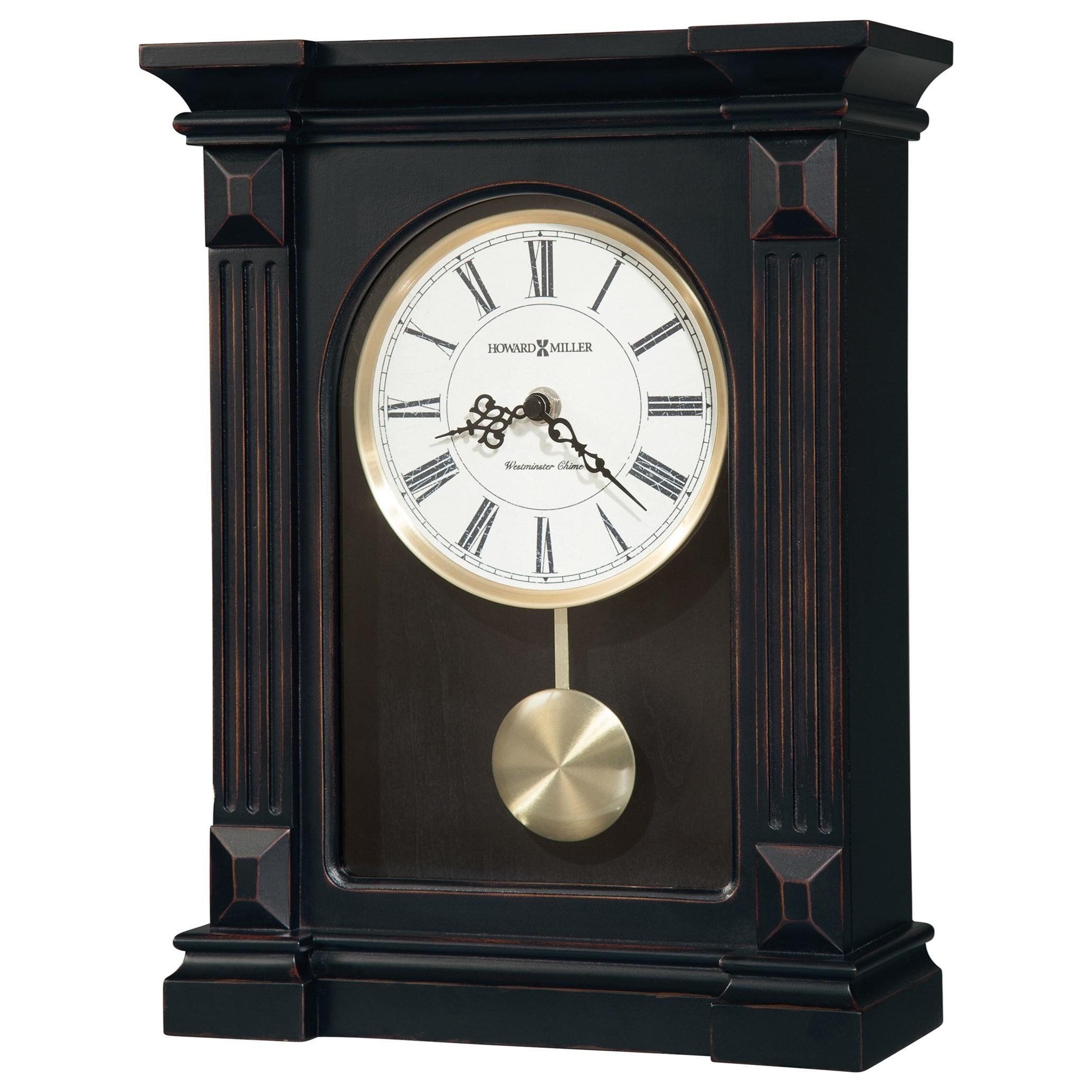 Howard Miller Table U0026 Mantel Clocks Mia Mantel Clock   Item Number: 635 187