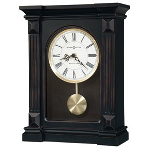 Howard Miller Table & Mantel Clocks Mia Mantel Clock