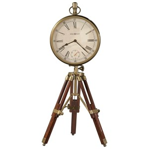 Howard Miller Table & Mantel Clocks Time Surveyor Mantel Clock