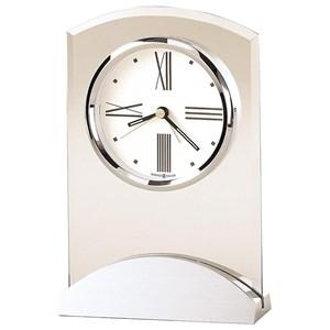 Howard Miller Table & Mantel Clocks Tribeca Alarm Clock