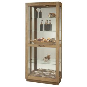 Curio Cabinets By Howard Miller