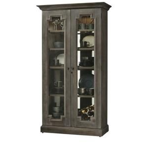 "Morris Home Furnishings Sanderson Sanderson 44"" Curio Cabinet"